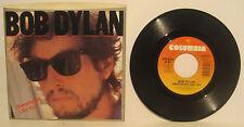 "Bob Dylan ""Sweetheart Like You"" Columbia 45rpm & PS NM"
