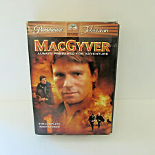 Macgyver - The Complete First 1 One Season Like New Dvd