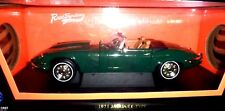car 1/18 ROAD SIGNATURE 92608 JAGUAR E-TYPE GREEN 1971 NEW BOX