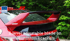 Honda Civic Mugen style rear trunk spoiler wing 06-11 FN FK FN2 TypeR 3 or5 door