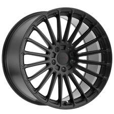 TSW Turbina 18x8.5 5x100 +38mm Matte Black Wheel Rim