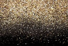 Black Sequin Starlight 7x5ft Photography Backgrounds Vinyl Backdrops