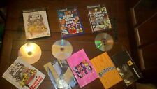 X3 PS2 Playstation 2, Grand Theft Auto Trilogy San Andreas, Vice city, GTA III 3