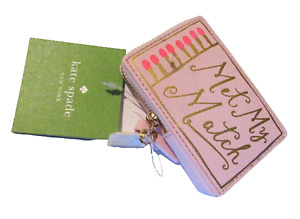 Kate Spade NY Wedding Belles Met My Match Coin Purse