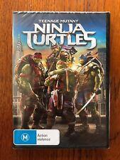 Teenage Mutant Ninja Turtles (2014) - DVD Movie - Megan Fox - Action - NEW