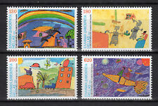 GREECE 2000 THE FUTURE THROUGH THE EYES OF CHILDREN MNH