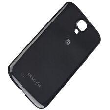 OEM Original AT&T Black Samsung Galaxy S4 S IV i337 Battery Back Rear Door Cover