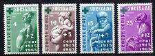 Suriname - 1965 50 years green cross Mi. 455-58 MNH