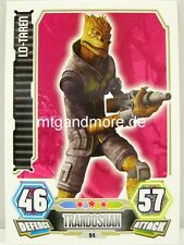 Lo-Taren  #094 - Force Attax Serie 3