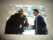 JAMES GRAY signed autograph In Person 20x25 cm 8x10 inch TWO LOVERS