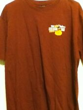 "VIRGINIA TECH HOKIES SIZE ""YOU KNOW YOU'RE A HOKIES FAN WHEN"" SIZE LARGE T-SHIRT"