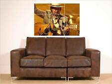 "Neil Young HUGE 35""x25"" Mosaic Wall Poster Folk N2"