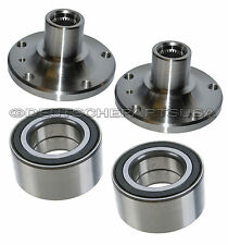 BMW E53 X5 Front Wheel HUB WITH BEARING LEFT + RIGHT 31 20 6 756 256 SET OF 4
