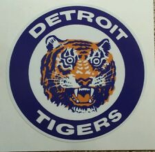 Detroit Tigers Vintage Logo Vinyl Car Truck Window Decal Sticker 6""