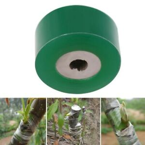 100M Grafting Tapes Stretchable Garden Nursery PVC Degradable Self-adhesive Tape