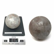 Vintage Antique? Shot Put Turned Steel Throw Weight Cannonball Ball 8lb