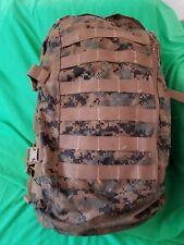 Gen II USMC Digital MARPAT ILBE 3 Day Assault Pack Military Issue