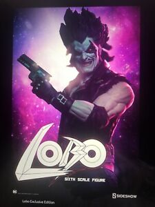 Sideshow Lobo 1/6 Exclusive New In Box