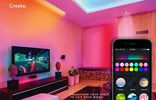Wi-Fi Smart LED Light Strip LIFX Z (Extension) Multicolor Dimmable, 1 Meter