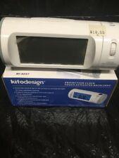 Kitodesign Led Digital Projection Alarm Time Clock