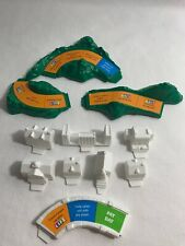 The Game Of Life  Buildings Mountains Bridge Replacement Pieces Parts