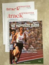 2006 Prefontaine Classic Track & Field  Program + Detailed Results