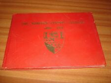 THE NORFOLK COUNTY COUNCIL 1889 1974 NUMBERED LIMITED EDITION No 120