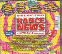 Selected Dance News 5 - Db Boulevard/Danny Losito/Aventura Cd Sigillato