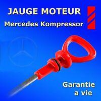 Jauge à huile moteur pour Mercedes Kompressor W203 W208 W209 W211 SLK CLK CLC