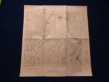 Landkarte Meßtischblatt 4027 Lutter am Barenberg, Hahausen, Wolfshagen, 1945