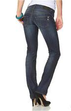 Herrlicher Damen Jeans Piper 5649, Blau, W24 L32