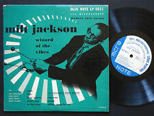 "MILT JACKSON Wizard Of The Vibes 10"" LP BLUE NOTE 5011 LEX MONO Thelonious Monk"