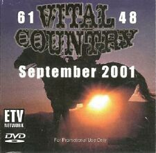 ETV Vital Country DVD - September 2001
