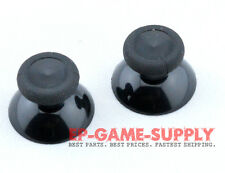 2 x Analog Thumbstick Thumb Stick Replacement for XBOX One Controller New Black
