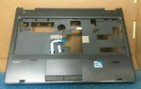 Genuine HP Probook 6360b Gray Laptop Palmrest Touchpad Fingerprint 639485-001