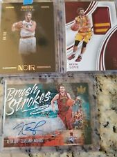 Kevin Love SP Auto Jersey Patch Lot/10 /25 /49