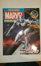 Marvel figurine collection  SILVER SURFER  magazine only