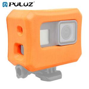PULUZ Floaty Case Frame for GoPro HERO7/6/5 Cover (Orange) Protector