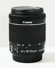 Canon EF-S 18-55mm F3.5-5.6 IS STM Zoom Lens