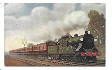 London & South Western Railway - Plymouth Express.  Engines No. 443