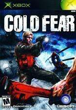 Cold Fear Xbox New Xbox