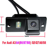 CCD Auto Rückfahrkamera Einparkhilfe für Audi A3/ A4 (B6/B7/B8)/ Q5/ Q7/ A8/ S8