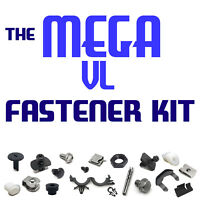 MEGA VL INTERIOR + EXTERIOR FASTENER KIT, SCREWS CLIPS BOLTS RESTORATION GM GMH