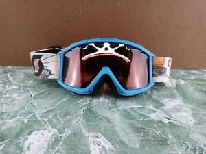Scott Jr Kid's Ski Goggles Youth. Construction Band