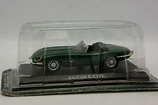 Ixo Presse 1/43 - Jaguar Type E Verte