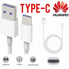 Cavo Originale Huawei Cavetto Dati USB Type C 3.1 Supercharge 5A Per P10 P10 PRO