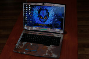 Alienware 17-i7 4910MQ 8Mb Cache, 32GB, 256GB SD, 1TB HDD, Geforce GTX 880M 16GB