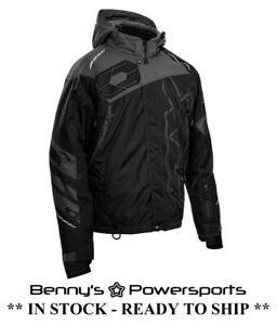 Castle X Men's Code Jacket Removable Liner Snowmobile Coat Waterproof Windproof