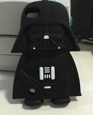For iPod Touch 5/Touch 6 Case 3D Soft Silicon Star Wars Darth Vader