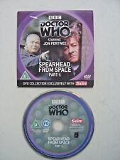 Doctor Who  Spearhead from Space - DVD  Episode 1